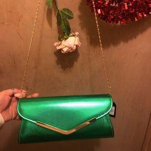 Green purse 👛